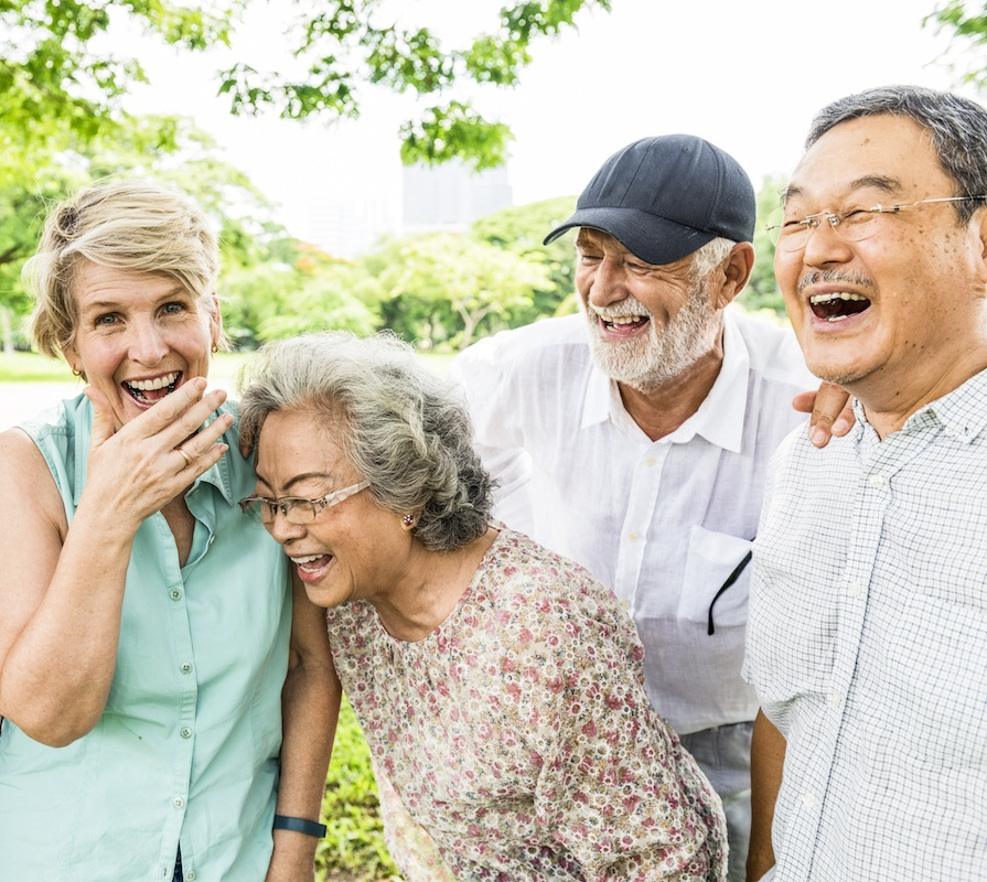 Jacaranda Trace Mental Health Benefits of Living in a Retirement Community