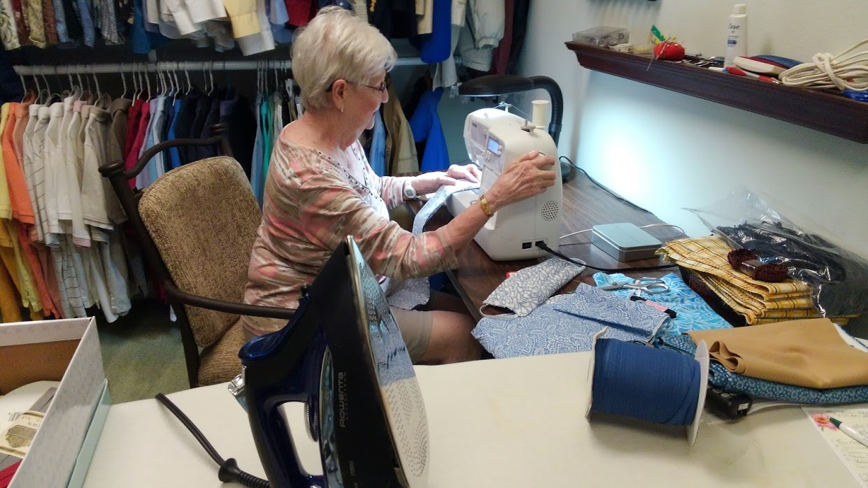 sewing to prevent arthritis